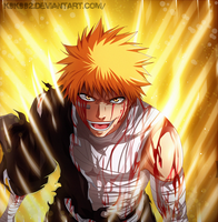Ichigo - Bleach 162 by k9k992
