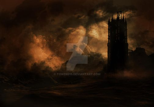 Gaming Scenes - Tower of the Cult of Orcus by tower015