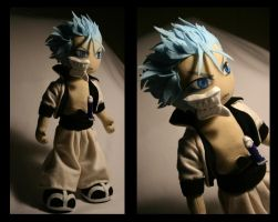 THE Grimmjow Jeagerjaques by pheleon