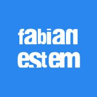 font fabianestem by awesome-Paramore