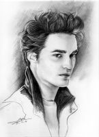 Robert Pattinson by Maggy-P