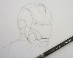 Iron Man 1 by SteampunkButterfly