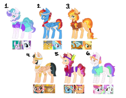 Shipping Legends | Adopts | OPEN by Pawscratch