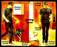 Zachary Quinto by ifndshelter