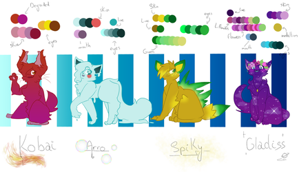 New character palette by suckycat