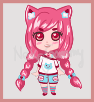 ::OPEN:: Kitty Adoptable Auction ::Price Lowered:: by MeiiSam