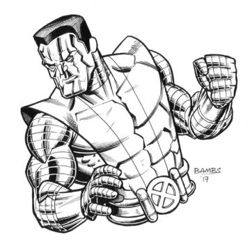 Colossus by Bambs79