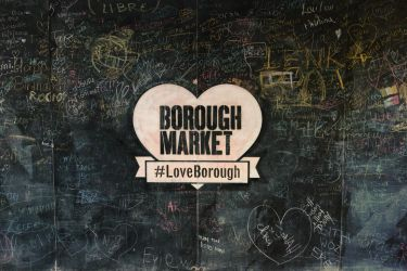 Borough Market by BreAnn