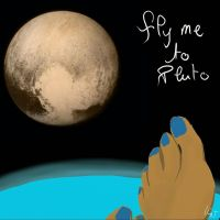 QuicklyDone 2015-07-14 Fly me to Pluto by lawrascasa