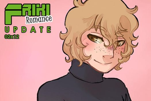 Friki Romance 02x09, 10, 11 and 12 by AT-Studio