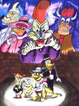 Darkwing Duck x SailorMoon (Patreon Print) by Nigzblackman