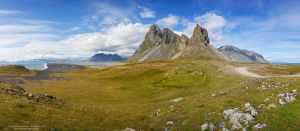 Iceland Panorama by DominikaAniola