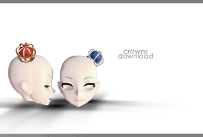 DL: Crowns by Jjinomu