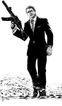 James Bond - Daniel Craig QoS by admat