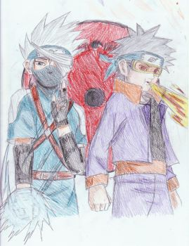 The heroes of the sharingan by Yoru91