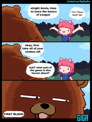 League of Tibbers 101 by InkSen
