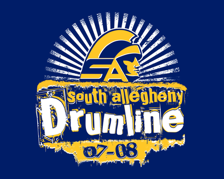 Drumline Shirts '08 by jsandmeyer