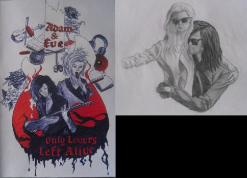 Only Lovers Left Alive by FfiFfi73