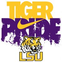 LSU Pride by AdamGreenGFX