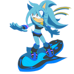 [EVENT] Beryl Riding Free by Sonicbandicoot