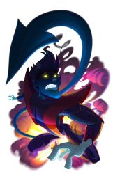 Nightcrawler by pushfighter