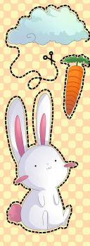 Cuty Rabbit by Willow-San