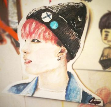 SUGA by destroysyou