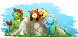 Prize .:Starters:. by RikaChan3