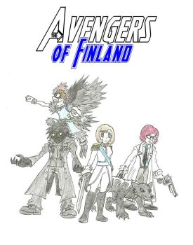 The Avengers of Finland by Darkkis91