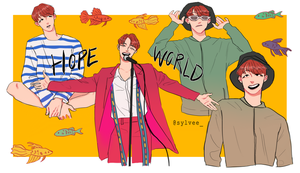 Hope World by sylvee00