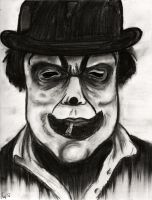 Day 26 -Clown- by Amouse