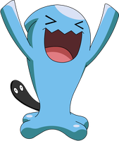 Wobbuffet by pokesafari