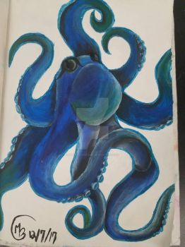 Octopus by CodaForever