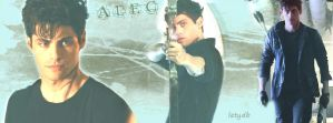 Alec Lightwood - facebook cover by letydb