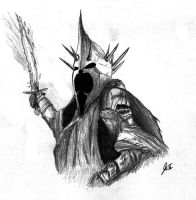 The Witch King by JakeTheFake4