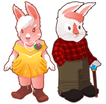easter meester by magaly