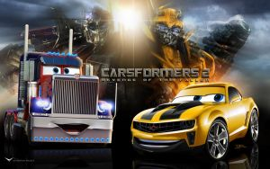 Cars | Carsformers 2.1 by danyboz