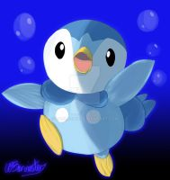 Playful Piplup