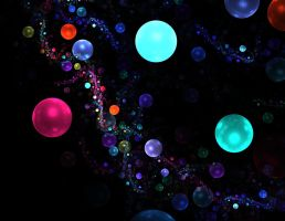 The Bubbles by AliDraw