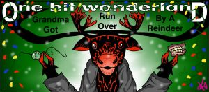 OHW: Grandma Got Run Over By A Reindeer by TheButterfly