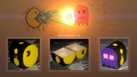 PacMan fever by obsidianzero