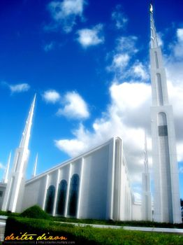 Temple of God by dayther