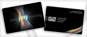 31_jux business card by juxart