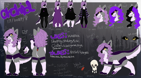 Orchid Ref 2018 by OrchidCrystal