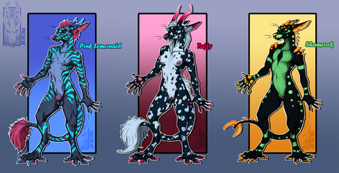Drox Adopts by Jak-The-Drox
