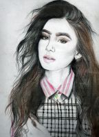 Lily Collins - Nylon (COMPLETE) by MollyThomas