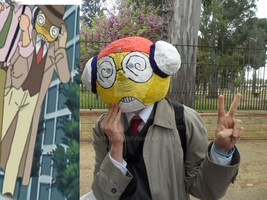 Kururu Cosplay Comparison [Salon Jerez 2015] by DrPingas