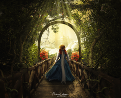 Bridge to neverland by NaouriRedouane1998