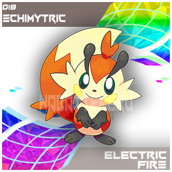 ECHIMYTRIC by Wabatte-Meru