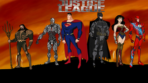 Justice League by Alexbadass
